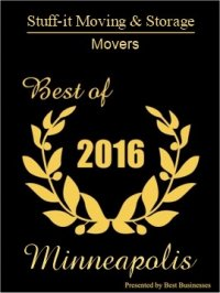 Best Mover Minneapolis Minnesota 2016