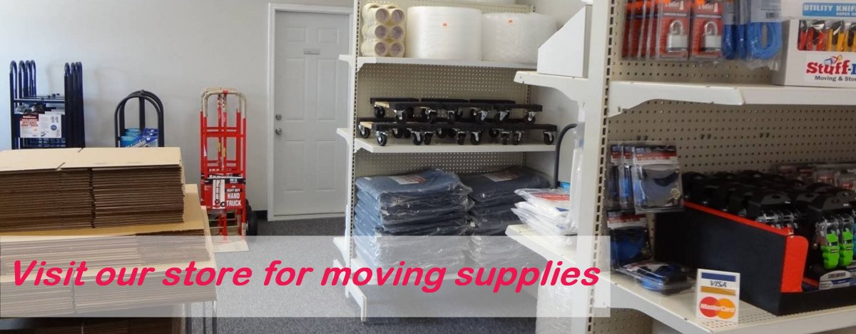 ... Stuff It Moving U0026 Storage Is A Locally Owned And Operated Portable  Storage Container And ...